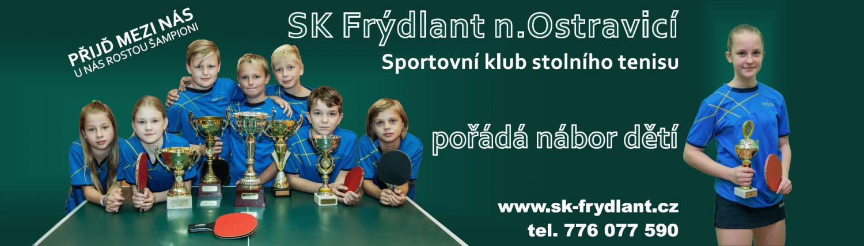 SK Frýdlant nad Ostravicí – stolní tenis